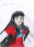 Chibi Annie by Elin-Darling