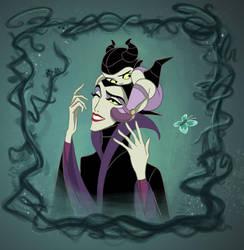 Maleficent junior-eskape by Precia-T