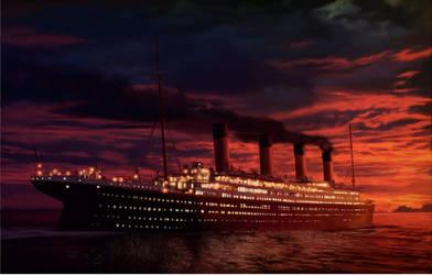 titanic by Precia-T