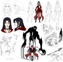 Very evil villain - Kain (commission) by Precia-T
