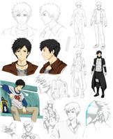 Ken design (commission) by Precia-T