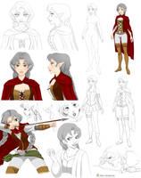 Elara (commission) by Precia-T