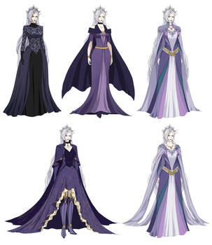 TARGA- Felicia dresses by Precia-T