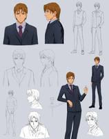 Duran - commission by Precia-T