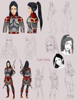 Lan Yang - commission by Precia-T