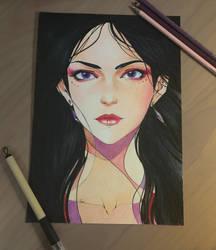 Snow white by Precia-T