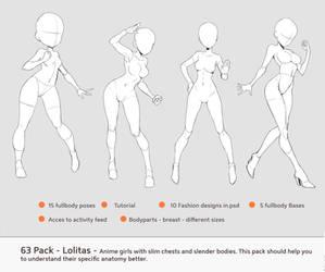 63pack - Lolitas by Precia-T