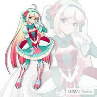 Luria-commission by Precia-T