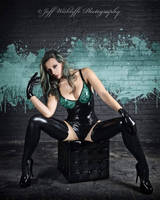 Kerri taylor latex by modelkerritaylor