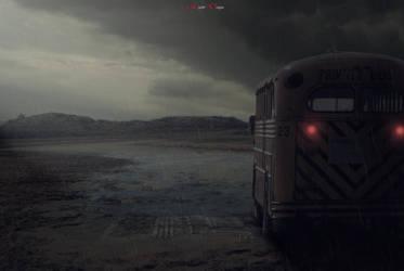 Rain by zeuxxxx