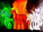 The Monster Squad by Foxgar
