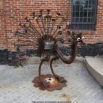 Horn ostrich by NickACJones