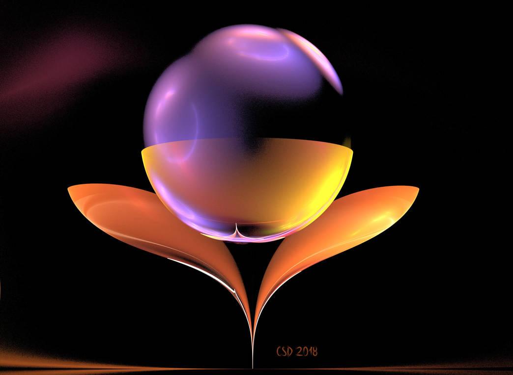 Bubble Garden by CopperScaleDragon