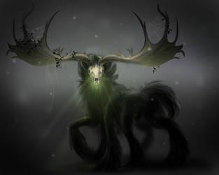 Lightbite - Irish Elk by Berk-shire