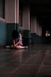 alone.. by leonahaha