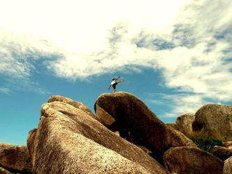 belitung trip :D by leonahaha