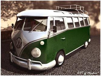 Samba_Bus by MarkusART