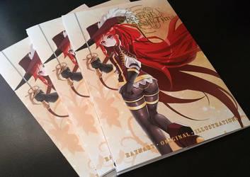 Raynart Artbook 2015 by Raynart-Tradnor