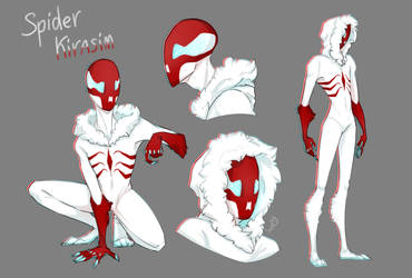 Spider Kirasim by SDragon1921