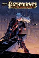 Pathfinder City of Secrets #2 sub-exclusive by Ross-A-Campbell