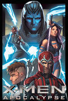 Xmen-villains-colors by Ross-A-Campbell