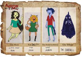 Adventure Time Meme Annamalie by Annamalie