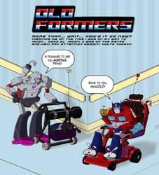 OldFormers - The War Never Ends by v-for-vincent