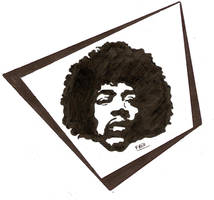 Jimi Hendrix by dirtywhiteboy8