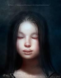 'dhana' Painting-Steps by Wespenfresser