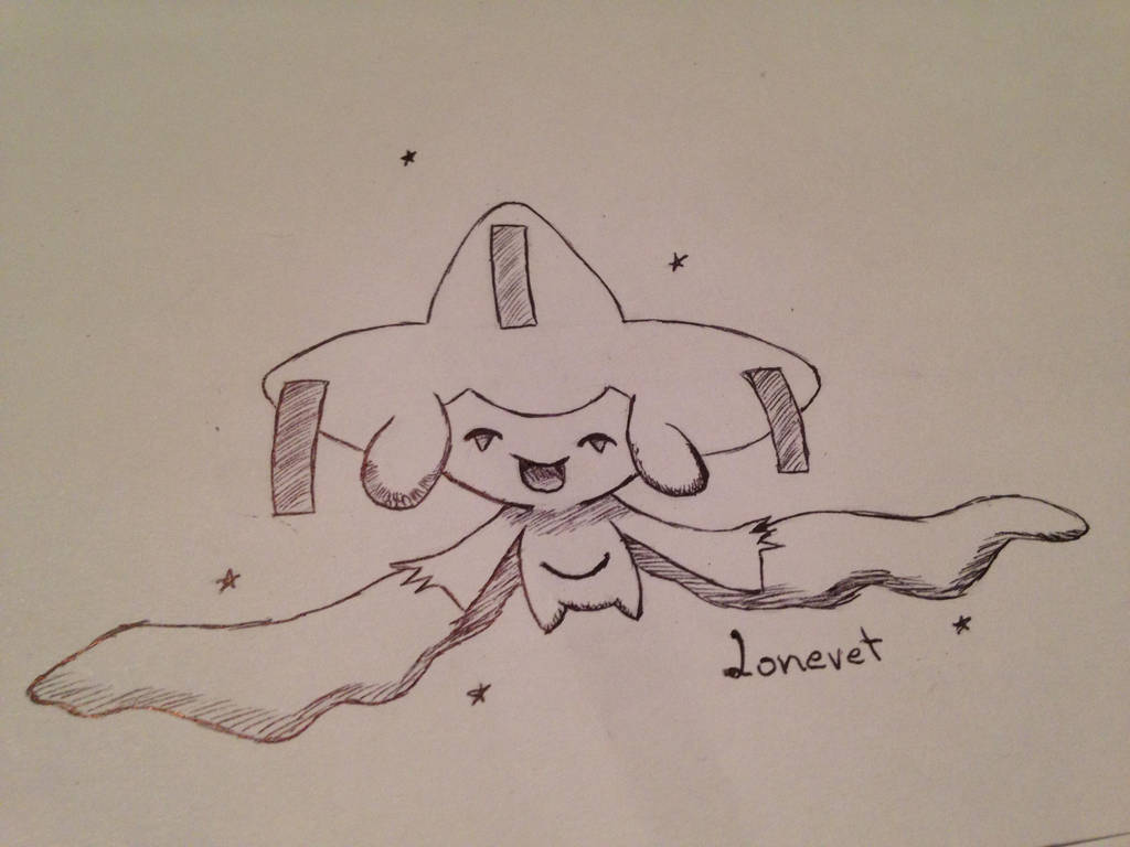 Inktober#8 Estrella by Lonevet
