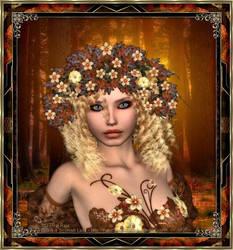 Autumn Princess by Jackie-Scottish-Lass