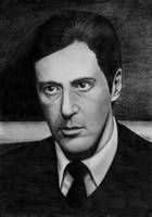 The Godfather Michael Corleone by Tiofrean