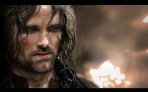Aragorn by AerisGainsley