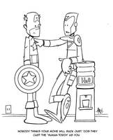 Cap, I Swear... by tyrannus