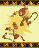 Chimera Attack by tyrannus