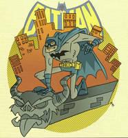Batman: On Patrol by tyrannus