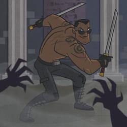 Blade by tyrannus