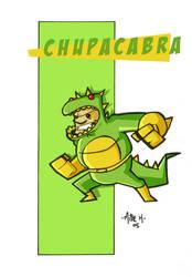 Chupacabra by tyrannus