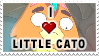 Little Cato stamp by XxTove-Love99xX
