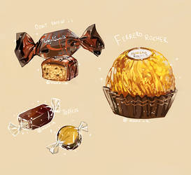 sweets by mano-k