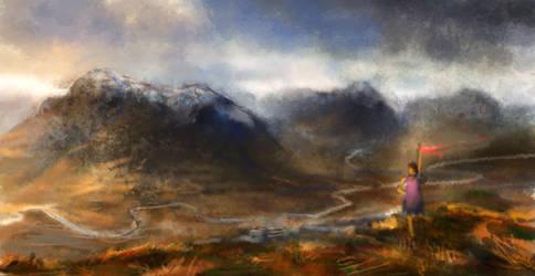 breezy valley by yakkingyetis
