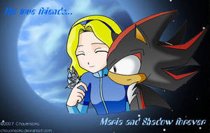 Maria and Shadow by Chouonsoku
