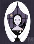Mary Shelley by MeghanMurphy