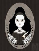 Emily Dickinson by MeghanMurphy