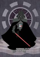Darth Vader by MeghanMurphy