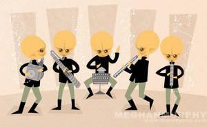 Rockin'  the Cantina by MeghanMurphy