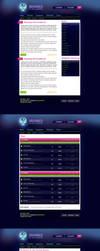 Brained Homepage by zero4u