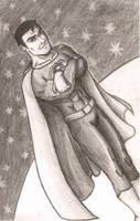 Superman by LucidArtist83