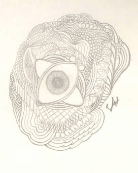 Third Eye by LucidArtist83