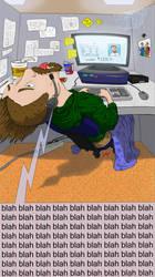 Debt Collector by LucidArtist83